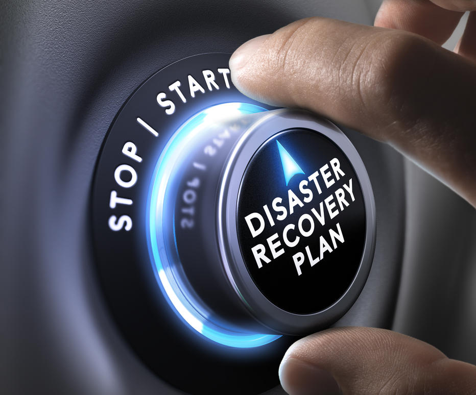 Business Continuity - Disaster Recovery plan image